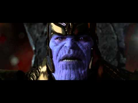 Guardians of the Galaxy Clip: Thanos Scene (HD).