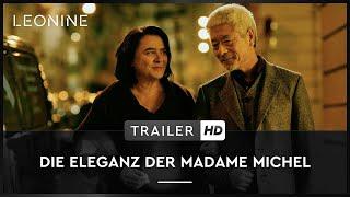 Die Eleganz der Madame Michel Film Trailer