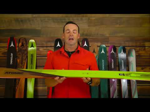 Atomic Backland 102 Skis - Men's