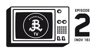 Bassrunner Reggae TV #2 feat. RAZOR B [November 2016]
