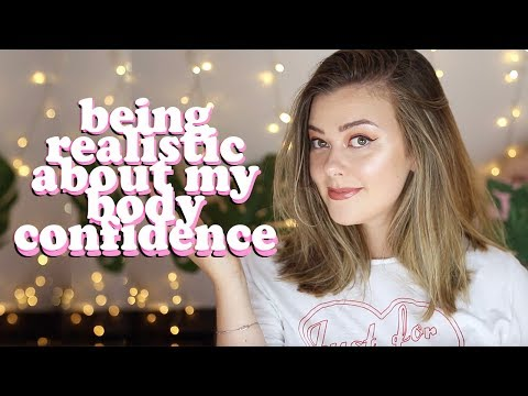 A REALISTIC CHAT ABOUT MY BODY CONFIDENCE | LUCY WOOD