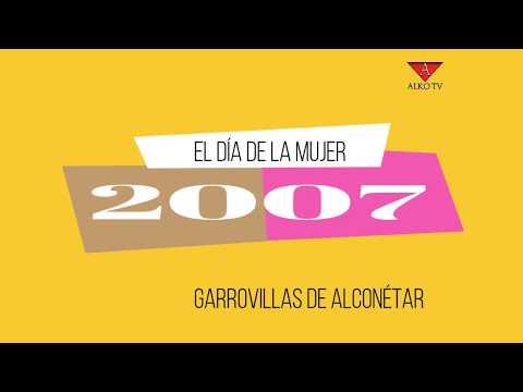 2007  Asociación de amas de casa - Día de la mujer