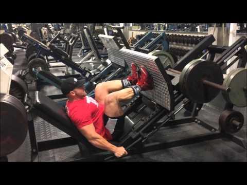 45 Degree Leg Press