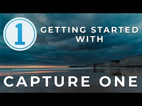 Getting Started with Capture One 2020 (Capture One Tutorial ...