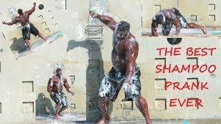 "🤣🤣""THE MONSTER""😂 THE BEST SHAMPOO PRANK EVER 2019"