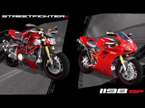 Video of Ducati Challenge