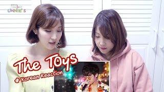 korean reaction | The Toys (เดอะทอยส์) - ก่อนฤดูฝน | Mnet 2018 MAMA PREMIERE in KOREA