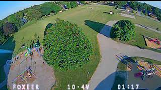 FPV#2 after all day practice