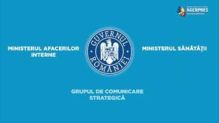 Grupul de Comunicare Strategică: VĂ RUGĂM SĂ VĂ INFORMAȚI DOAR DIN SURSE OFICIALE!