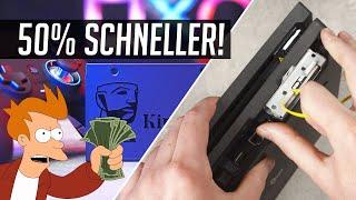 PS4 & Xbox ONE: Bis zu 50% SCHNELLER ab 27€! (Kingston A400 SSD)