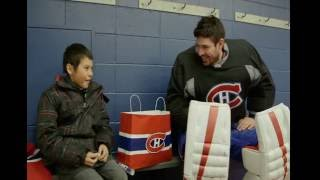3 very special days with Carey Price!