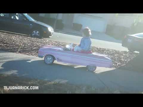 Little Gypsy 1962 Lowrider Pedalcar