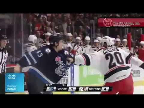 Kale Kessy vs Daniel Renouf