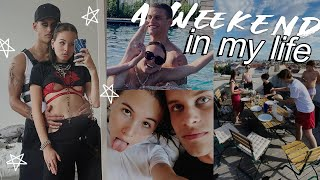 a weekend in my life / boyfriend, berlin, summer / VLOG