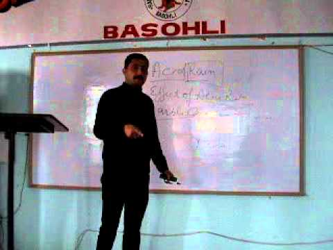 lect. B.P. Sharma Ramisht College Of Education Basohli Kathua (J&K)