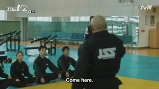 The K2: Kim Je Ha & Song Young Chun  [funny scene]