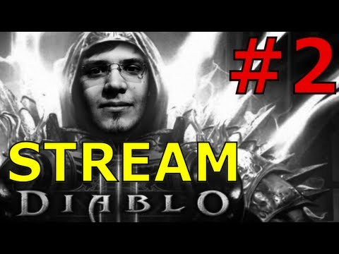 [720p] Diablo 3 Walkthrough Mazarini & Aerox [PART2]