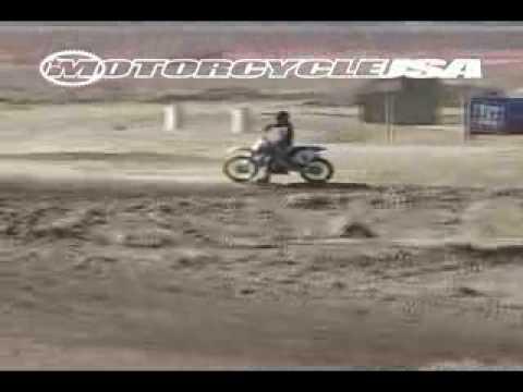 ATK 450MX Dirt Bike Test