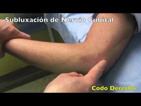El ejercicio comienza con osteocondrosis cervical