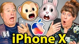 Реакция стариков на iPHONE X за 100 000 рублей! Иностранцы - пенсионеры и аЙФОН! [ИндивИдуалист]