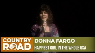 """Donna Fargo sings """"Happiest Girl in the Whole USA"""" on Marty Robbins' Spotlight"""