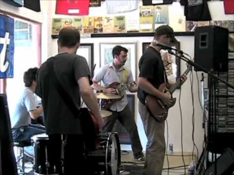 Black For A Second-Live At Euclid Records-07/02/11