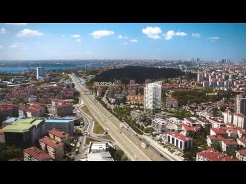 Sur Yapı Excellence Koşuyolu Projesi Animasyon Filmi