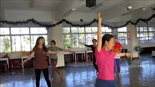 Line Dance Cosmos (Dance By FDG) For Beginner