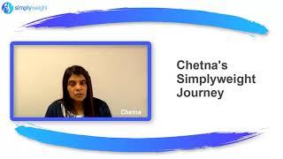 Chetna's testimonial | Simplyweight