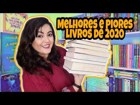 MELHORES e PIORES livros de 2020 | Isadora Livors