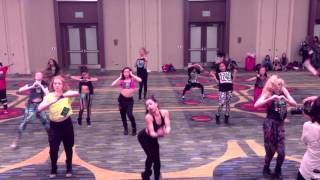 Brian Friedman - Let There Be Love by Christina Aguilera - San Francisco