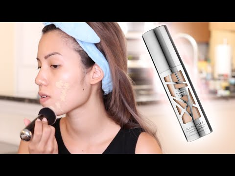 BRAND NEW | URBAN DECAY ALL NIGHTER FOUNDATION REVIEW