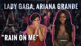 "We React Lady Gaga, Ariana Grande ""Rain On Me"" M/V"