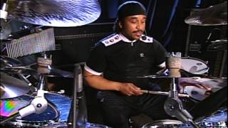 Carter Beauford: Under the Table and Drumming - Vol 1
