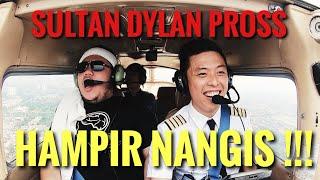DITANTANG CAPTAIN 0 Gravitasi , SULTAN DYLAND PROS HAMPIR NANGISS!!   Challenge Cockpit