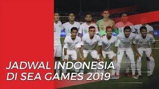 Seusai Kalah dari Vietnam, Berikut Jadwal Indonesia di SEA Games 2019