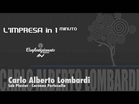 L'impresa di Carlo Alberto Lombardi in 1 minuto