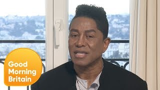 Jermaine Jackson Defends His Brother Michael From Sex Abuse Allegations | Good Morning Britain