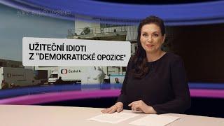 Užiteční Babišovi idioti z demokratické opozice, spacáky, ČT, zbabělost sněmovny a odvaha Lipovské.