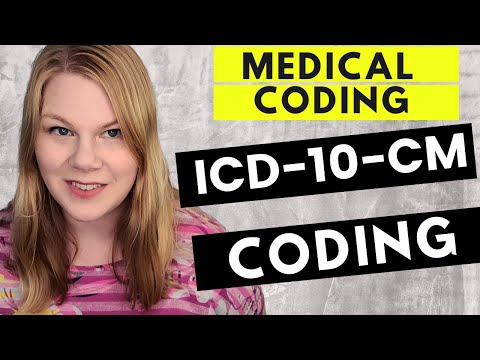 MEDICAL CODING - How to Select an ICD-10-CM Code - Medical Coder - Diagnosis Code Look Up Tutorial