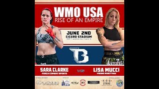 #7 Sara Clarke vs Lisa Mucci - Rise of an Empire