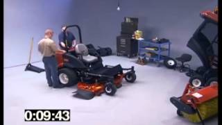 Toro Groundsmaster 7200 Snow Moving Machine