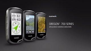GPS-навигатор Garmin Oregon 750t від компанії CyberTech - відео