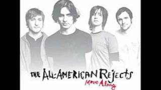 The All-American Rejects- Kiss Yourself Goodbye+lyrics