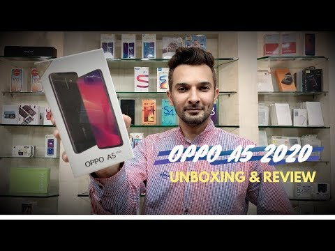 OPPO A5 2020 UNBOXING AND REVIEW