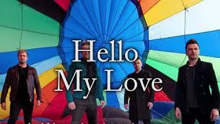 Hello My Love - Westlife - Lyrics