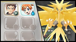 How Far Can You Go with only TWO GYM BADGES in Pokemon Lets Go Pikachu and Eevee?