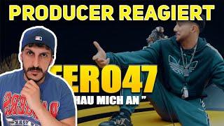 Producer REAGIERT Auf Fero47   Schau Mich An (prod. By Teamrvcket X Artem)
