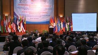 Khai mạc Hội nghị Bộ trưởng Hợp tác xã khu vực châu Á - Thái Bình Dương lần thứ 10