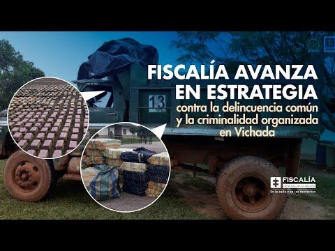 Fiscal Barbosa: Avanza estrategia contra delincuencia común y criminalidad organizada en Vichada